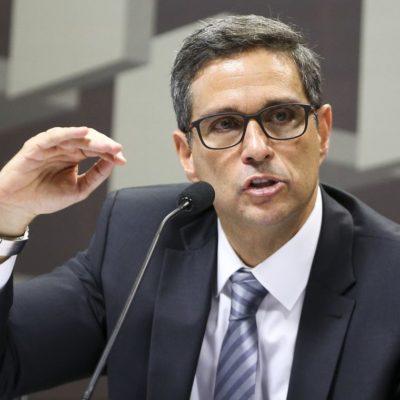 Banco Central estima queda de 4,5% do PIB em 2020, diz Campos Neto