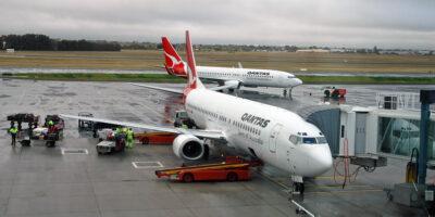 Voos internacionais não serão retomados até meados de 2021, diz Qantas