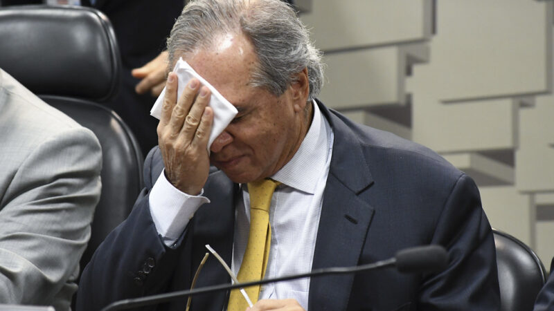 Paulo Guedes perde mais dois secretários: Salim Mattar e Paulo Uebel