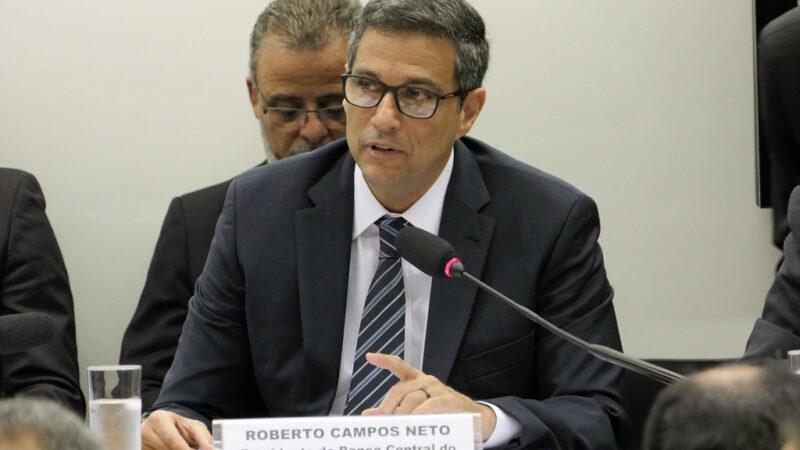 """Campos Neto: desequilíbrio fiscal pode trazer """"situação antiga"""" de volta"""
