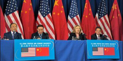 Guerra comercial: EUA e China confirmam compromisso com acordo
