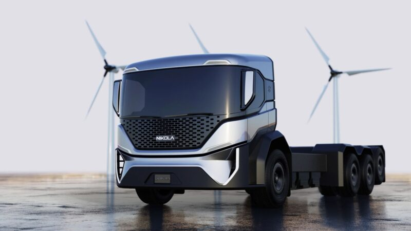 Nikola, rival da Tesla, fecha acordo para entrega de 2,5 mil caminhões de lixo elétricos
