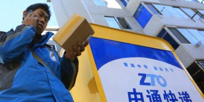 ZTO Express, apoiada pelo Alibaba, vai listar ações em Hong Kong