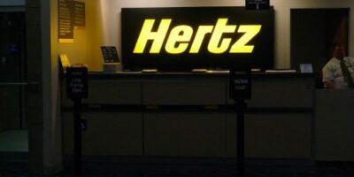 CFO da Hertz renuncia após pouco mais de um mês no cargo