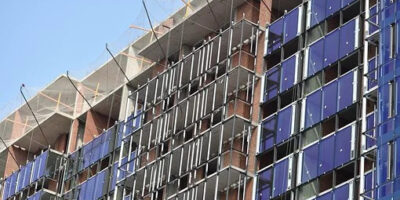 Confiança da construção avança a 91,5 pontos em setembro, aponta FGV