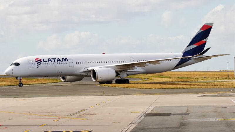 Latam Airlines pode demitir mais 1,2 mil funcionários