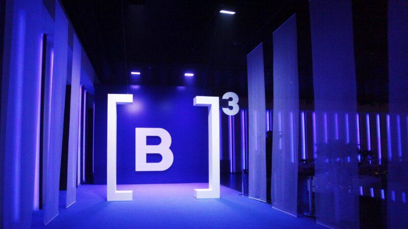 B3 (B3SA3): número de investidores ativos se aproxima de 3 milhões