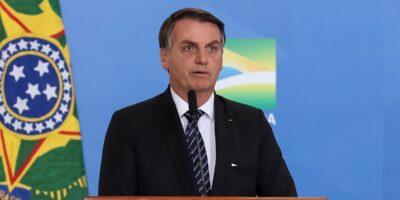 Bolsonaro diz que preço do arroz deve cair com importação feita pelo governo