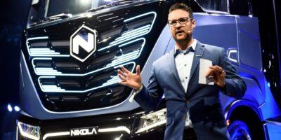 Em meio à acusações de fraude, CEO da Nikola renuncia