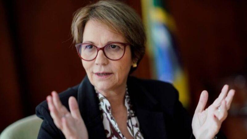 Tereza Cristina: acordo UE-Mercosul sai pois é vantajoso para os dois lados
