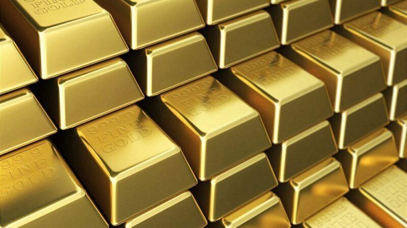 Ouro fecha em baixa devido à valorização do dólar após payroll dos EUA