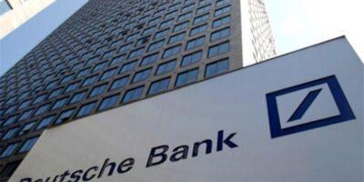 """Deutsche Bank vê recuperação da economia global """"significativamente mais rápida"""""""