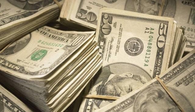 Dólar encerra em queda de 0,44%, cotado em R$ 5,616