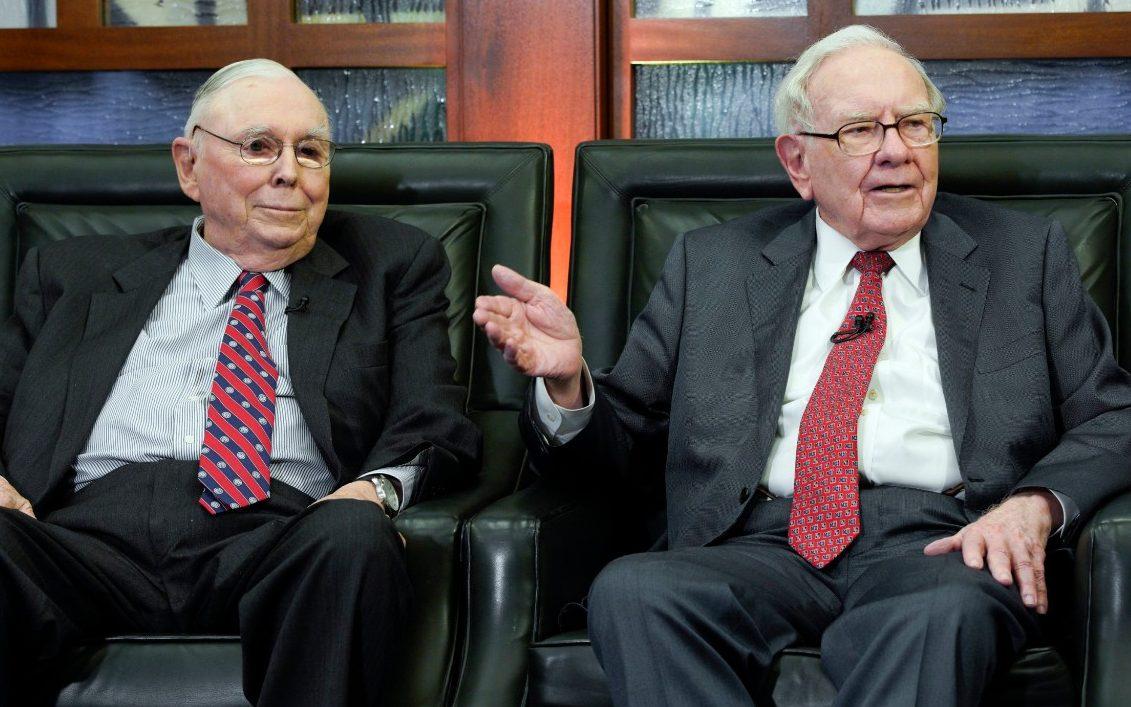 Berkshire Hathaway — BDRs: BERK34