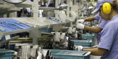 Produção industrial cresce 1,1% em outubro ante setembro, diz IBGE