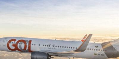 Gol (GOLL4) anuncia voos para 5 novos destinos a partir de Congonhas