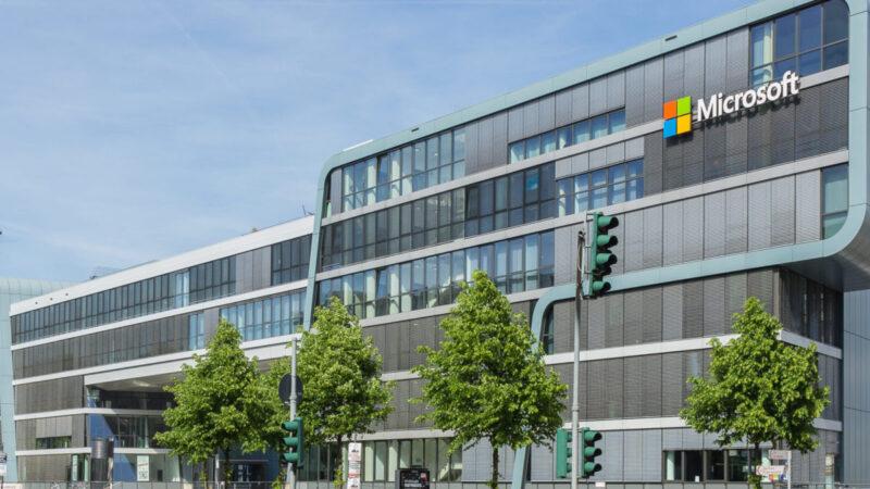 Microsoft registra alta de 12% em vendas no primeiro trimestre do ano fiscal