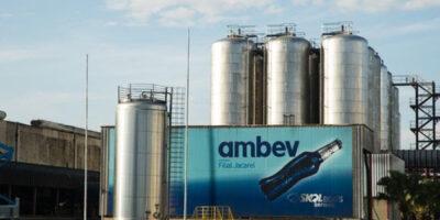 Ambev (ABEV3): mesmo com alta nos volumes de cerveja, ação cai 3,6%
