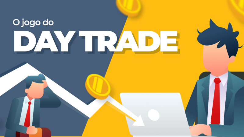 Day trade: viver da técnica é quase impossível e só 0,1% consegue