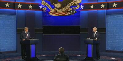 Biden x Trump: debate menos conflituoso traz acusações de corrupção