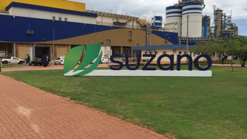 Suzano (SUZB3) registra prejuízo de R$ 1,16 bi, ante R$ 3,5 bi do 3T19