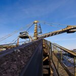 Minério de ferro volta a subir, negociado a 793,5 mil iuanes a tonelada