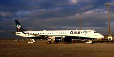 Azul (AZUL4) registra alta de 23,5% no tráfego de passageiros em setembro