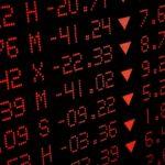 Ibovespa fecha em queda de 1,40%, abaixo dos 100 mil pontos