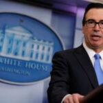 EUA: Mnuchin vê diferenças significativas sobre pacote fiscal