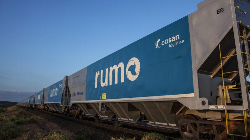 Rumo (RAIL3) tem queda de 98,5% no lucro e atinge R$ 3 milhões no 4T20