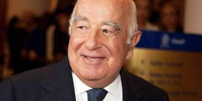 José Safra, banqueiro mais rico do mundo, morre aos 82 anos
