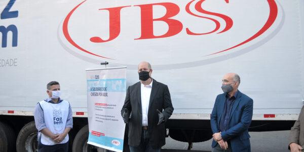JBS (JBSS3) anuncia intenção de resgate de Notas 2025