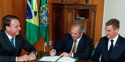 Banco do Brasil (BBAS3): Bolsonaro já pensa em nomes para presidência, diz jornal