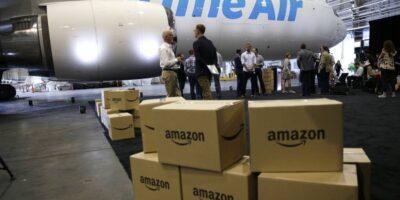 Amazon fecha compra de 11 aviões para ampliar frota