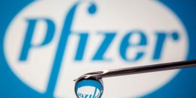 Pfizer diz que reduzirá ritmo de fornecimento de vacinas à Europa