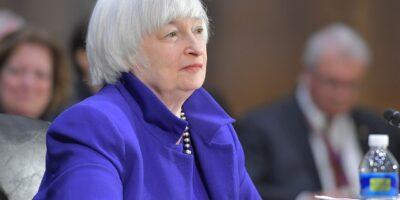 EUA: Yellen defende estímulos e fala em 'agir com grandeza' contra crise