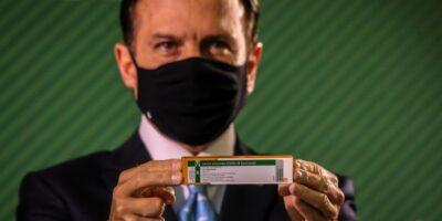 Butantan pede registro de 40 milhões de doses da CoronaVac à Anvisa