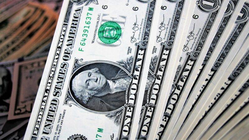 Dólar encerra em alta de 0,98%, negociado a R$ 5,36