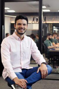 Jeison Schneider, CEO do Meu Crediário