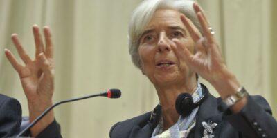 BCE: Lagarde reforça defesa de políticas acomodatícias