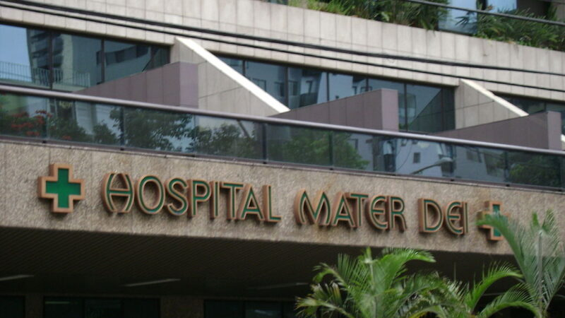 Hospital Mater Dei pede registro de IPO para acelerar crescimento