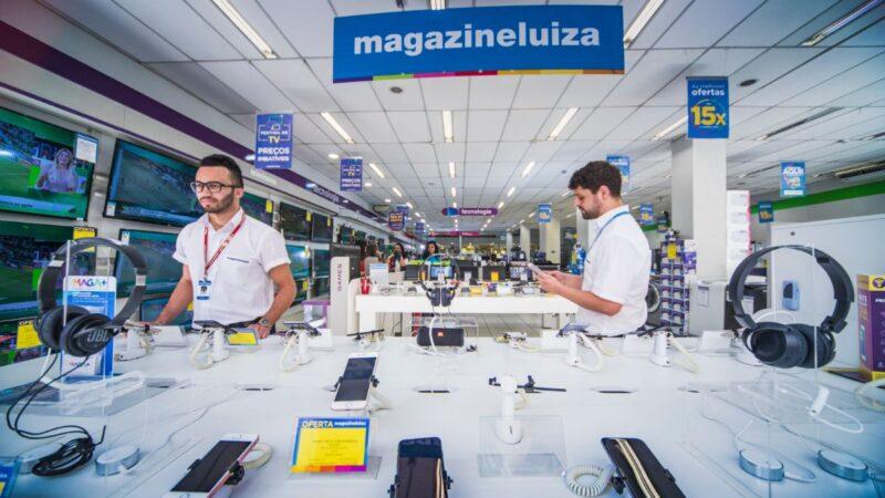 Magazine Luiza (MGLU3) vê lucro saltar 739,7% no 1º tri para R$ 258,6 milhões