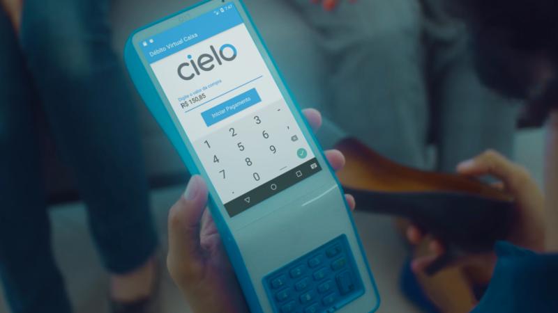 Cielo (CIEL3) cai 3,80%: Destaque do balanço fica para custos menores