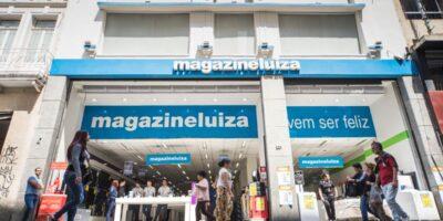 Magazine Luiza (MGLU3) sobe 4% com otimismo por reabertura