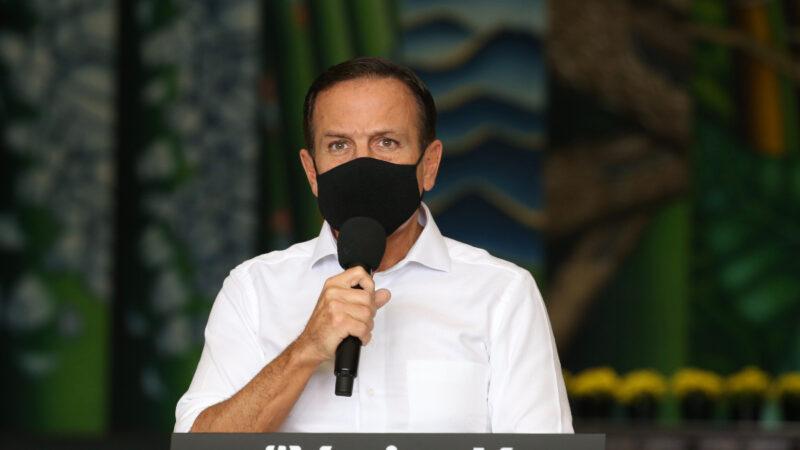Governo de São Paulo sinaliza que irá estender fase emergencial