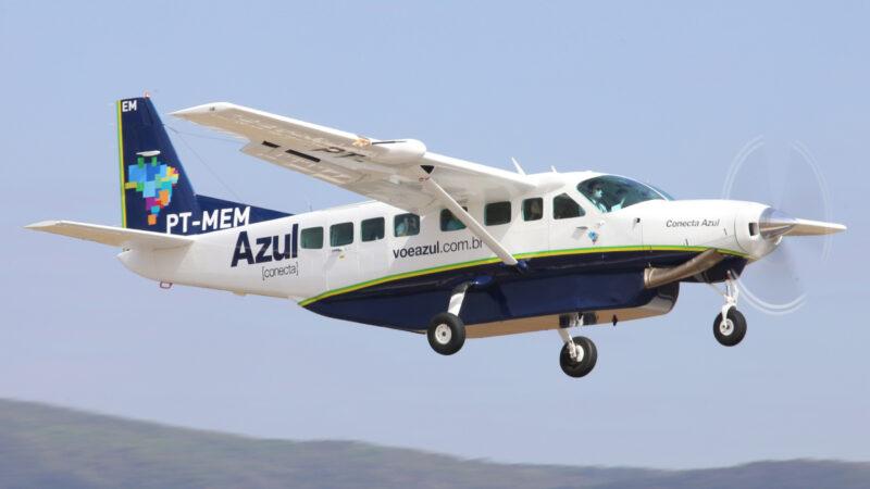 Azul (AZUL4) estima Ebitda para 2022 de cerca de R$ 4 bilhões