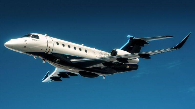 Embraer (EMBR3): Eve negocia fusão de US$ 2 bi e ação decola 12,7%