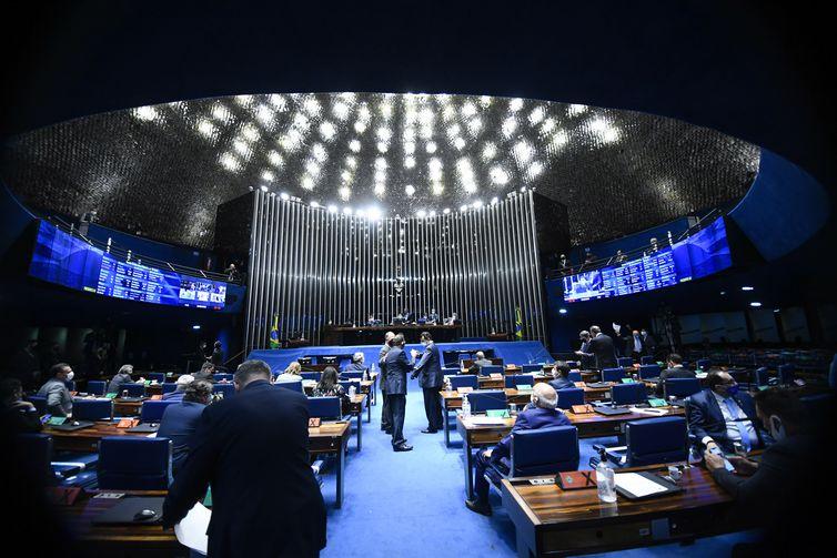 Auxílio emergencial: Senado aprova texto-base da PEC em 1º turno