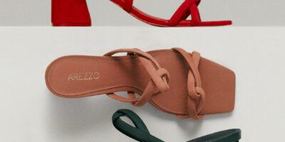Arezzo (ARZZ3) tem alta de 310,7% no lucro líquido do 1T21