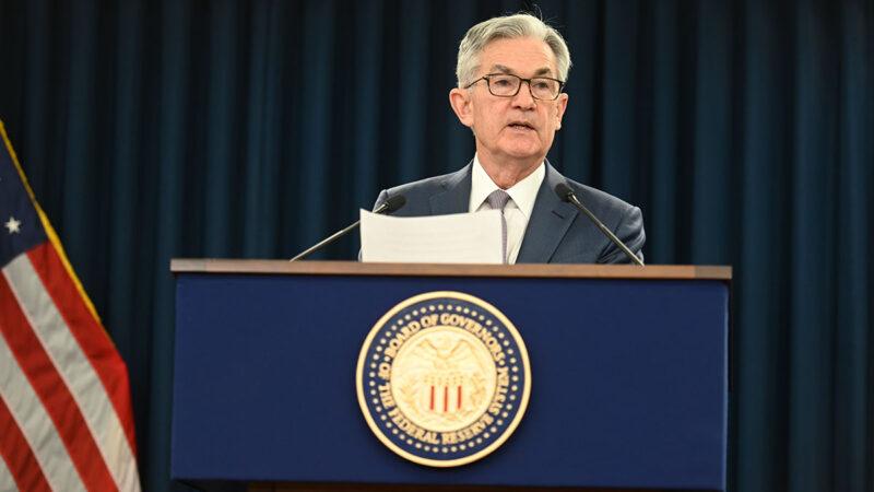 Inflação está 'bem acima' da meta e representa desafios, diz Powell